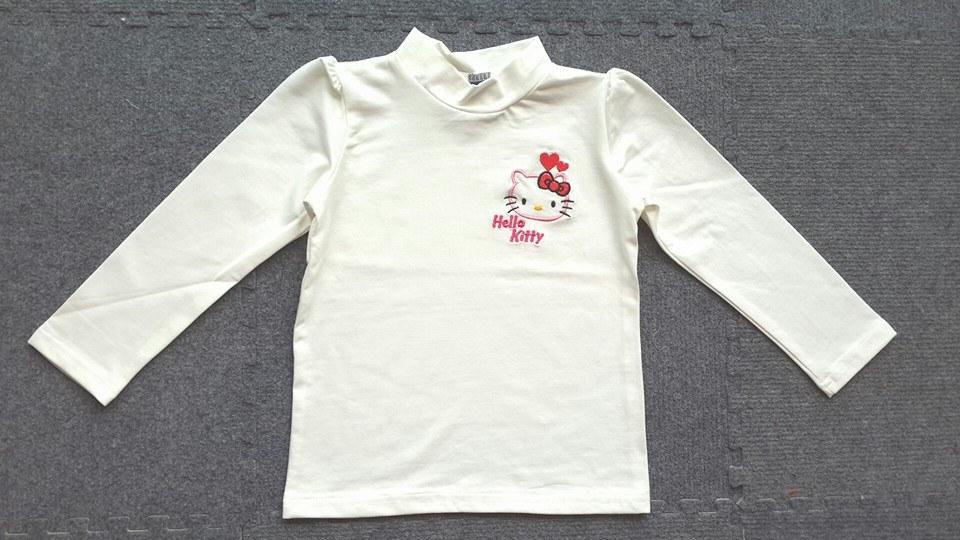 AG131 ( SỐ 3 ). ÁO CỔ 3F BG. Made in Vietnam. Size 1 - 8t. 1 ri 8 áo là 1 mầu