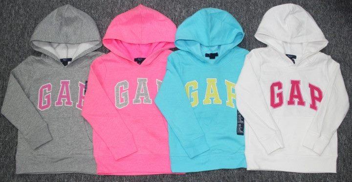 AG151: GIÁ TỐT: Áo nỉ bông mềm, chữ GAP đắp nổi, size to nhiều.
