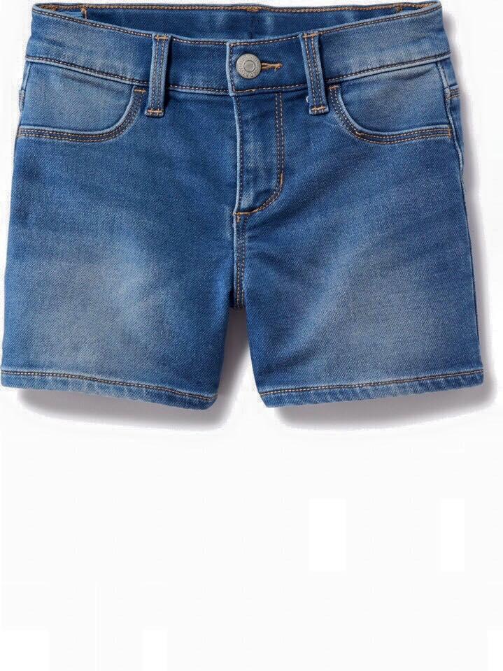 679:  Short jean Oldnavy bé gái, Cambo xuất xịn. Hàng full túi tag chip, chất jean cực mềm, co dãn nhiều rất thoải mái cho bé.