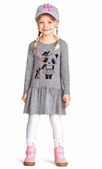 714: HÀNG NGÀY KIA CÓ - QUÁ XINH:-* - Giá tốt. - Váy Gấu Panda siêu xinh. Size 1 đến 8t