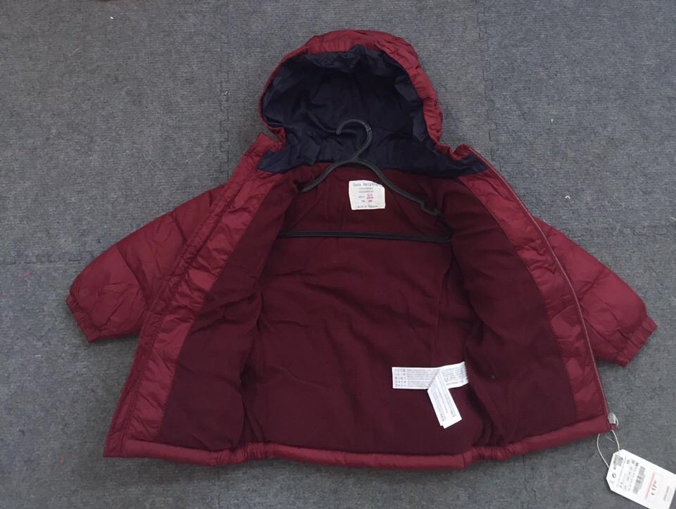 1099: 1 ri 10 áo trộn size. 1 màu. - Mầu đỏ booc đô bé trai bé gái mặc đều đẹp