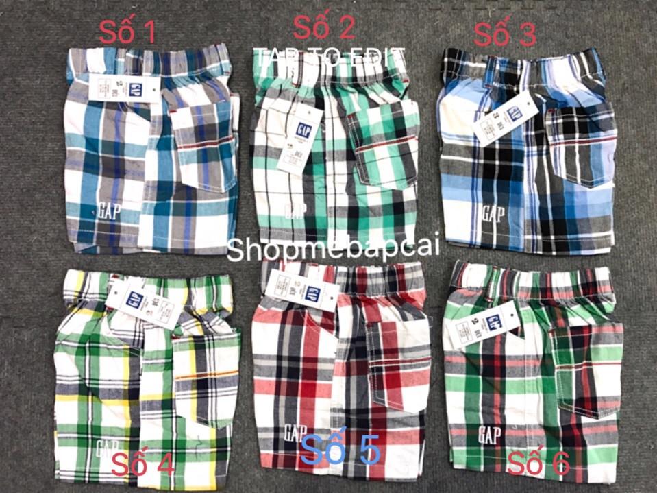 1170: Sz 2t - 7t. 1 ri 6 quần là 1 màu.